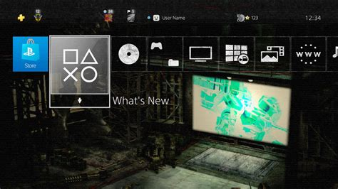 themes ps4 us armored core gets free ps4 dynamic theme to celebrate 20th