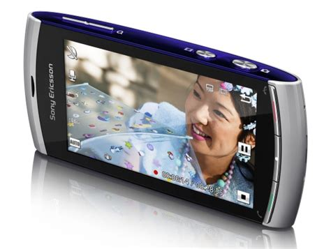 Handphone Sony Ericsson Vivaz my story of the day mommylicious shop s