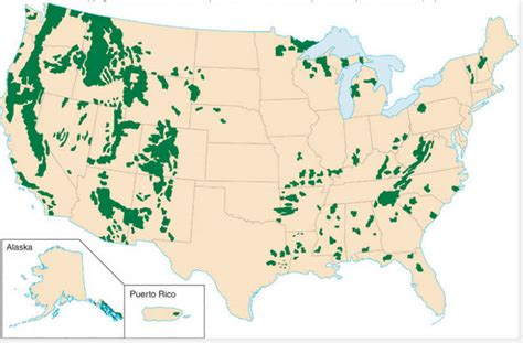 map us national forests chapter 5