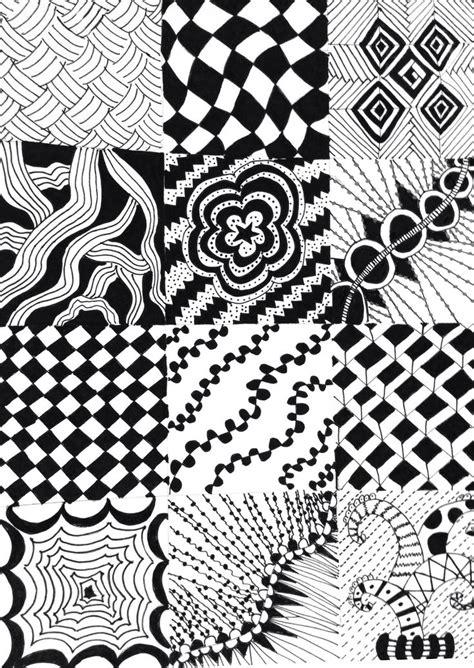 zentangle pattern pinterest beginners luck zentangles pinterest patterns