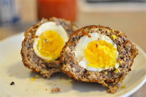 Handmade Scotch Eggs - days brunch how to make a scotch egg 171 eatlocal365