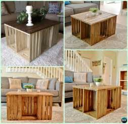 furniture crates best 25 crate coffee tables ideas on wooden crates into coffee table
