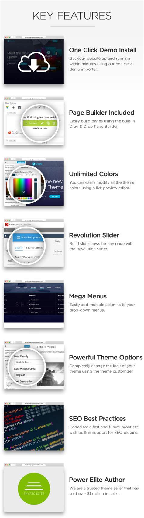 theme wordpress quark quark single product ecommerce theme wordpress