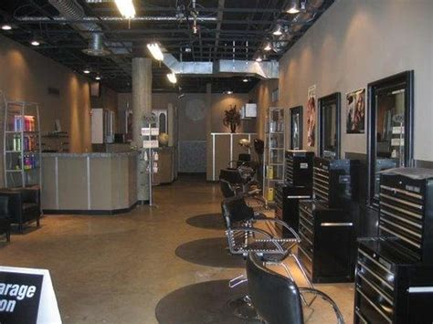 garage hair salon ideas 5 salon