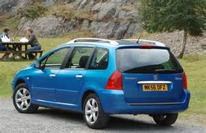 Peugeot 307 Estate Peugeot 307 Sw 2002 Car Review Honest