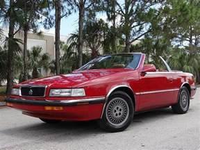 Maserati Lebaron 1989 Chrysler Maserati Tc No Reserve Turbo Low 28k
