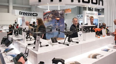ces photo gallery ces 2017 drowning in drones at ces 2017 extremetech