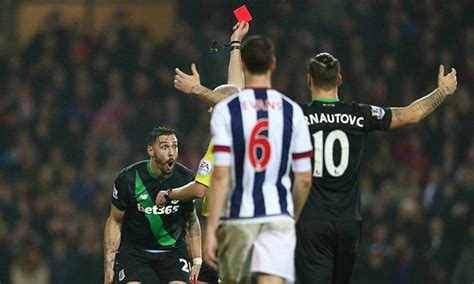 Cameron Wins Against Tabloid by Stoke City Win Appeal Against Geoff Cameron S Card At
