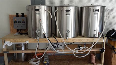 get your complete home brew set up at castle rock castle