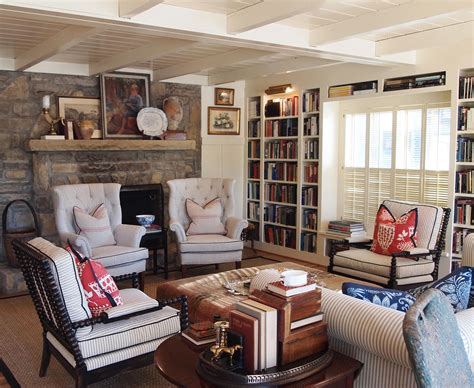 the living room kansas city mary carol garrity s new lake house creating this life