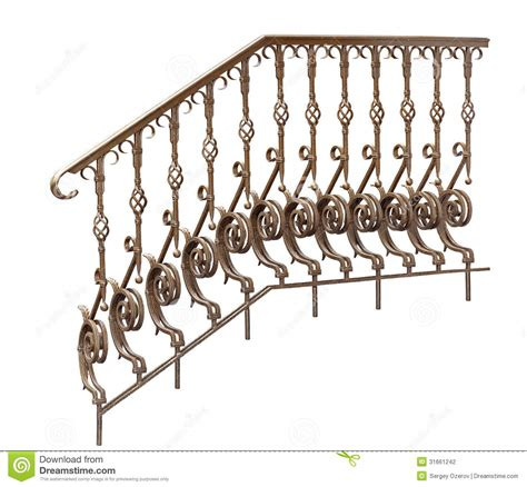 Decorative Banisters by Decorative Banisters Railing Stock Photography Image
