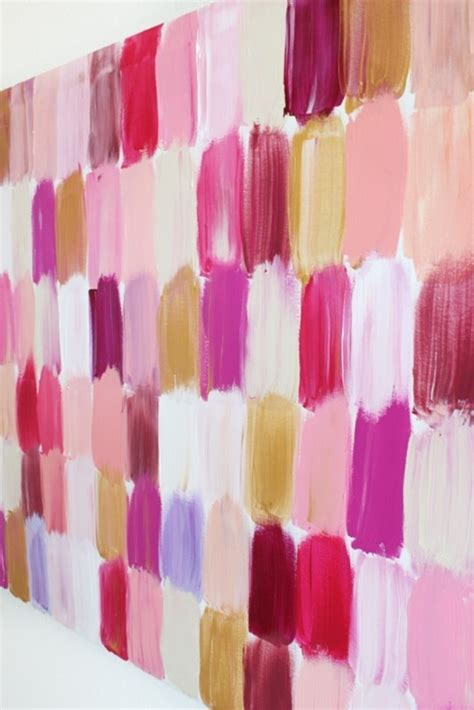 Bunte Wand Wei Streichen by 25 Wand Streichen Ideen Seien Sie Verschieden