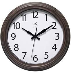 Infinity Outdoor Clocks Fabrizio Indoor Outdoor Wall Clock By Infinity Instruments