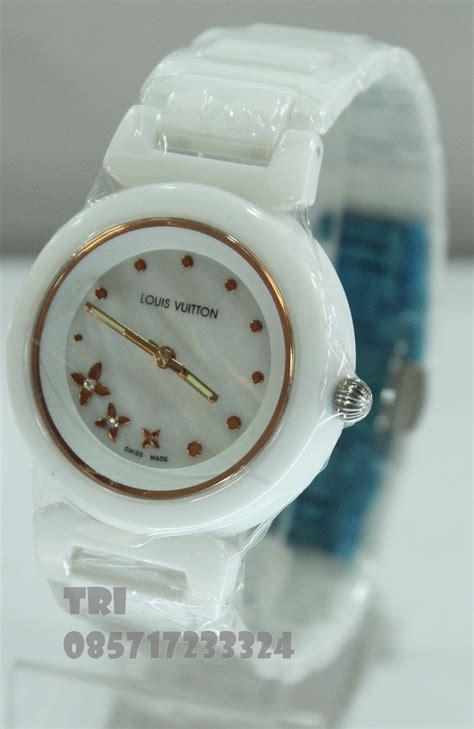 Jam Tangan Wanita Murah Aigner Keramik O1866 jam tangan wanita tri