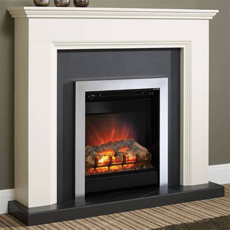 Electric Fireplace Suite Be Modern Westcroft Electric Fireplace Suite Flames Co Uk