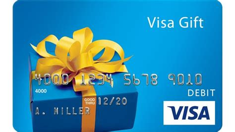 Who Accepts Visa Gift Cards - gift cards visa