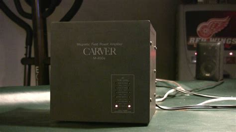 carver   cube amp youtube