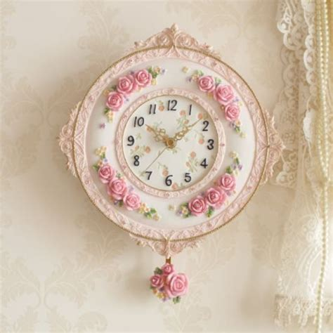 25 best ideas about shabby chic clock on shabby chic sofa shabby chic wall decor