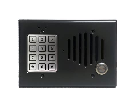 Front Door Intercom Systems For Home Dsk Series Front Door Intercom Channel Vision Audio Abus Distributed Audio