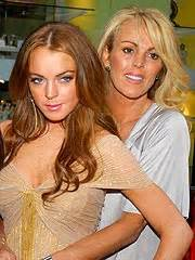 Lindsay Lohan Appendix Removed Resting Comfortably by Gossip News Page 39