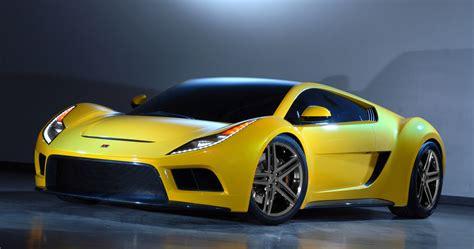 New York 2008: Saleen reveals supercar concept S5S Raptor
