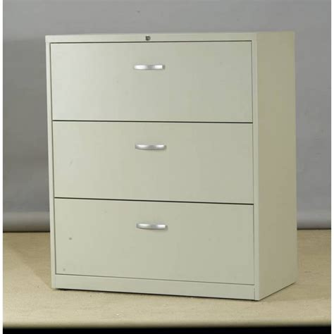 Ymi Lateral Filing Cabinet 3 Drawer Lateral File Cabinet