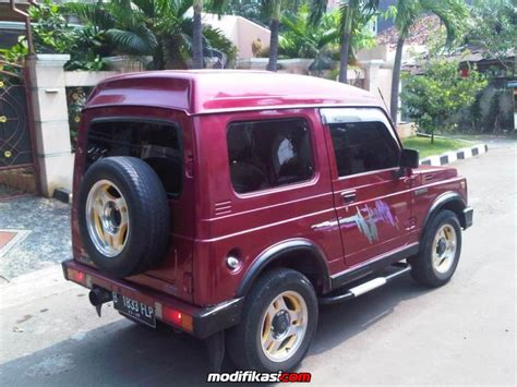 Harga Li Katana 50 bekas ras motor suzuki katana gx merah metalik m t 1998