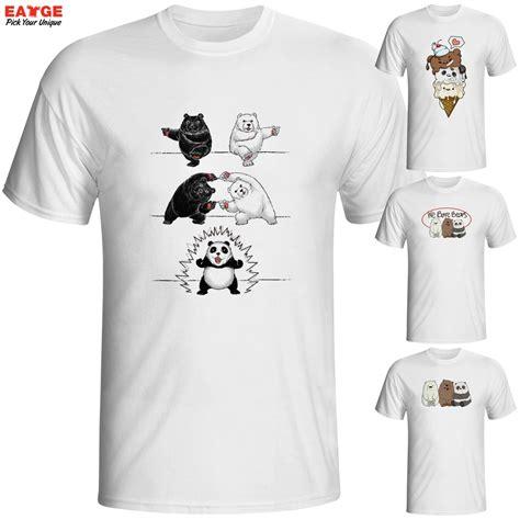 design tshirt kelas bear bears black and polar fuse into panda t shirt funny