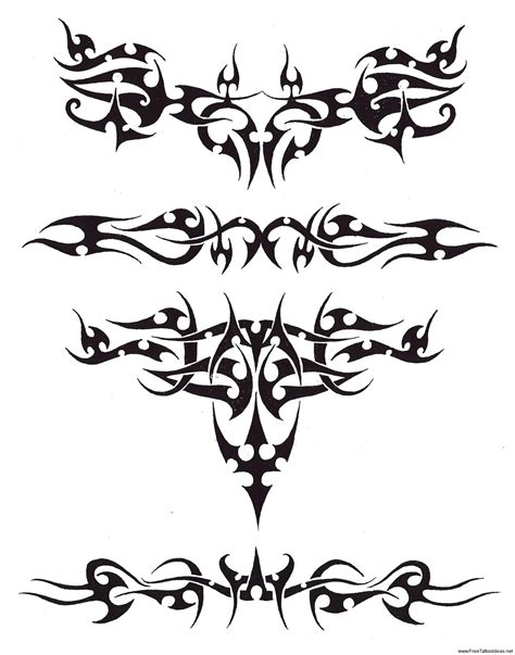 wristband tribal tattoos 20 wristband designs