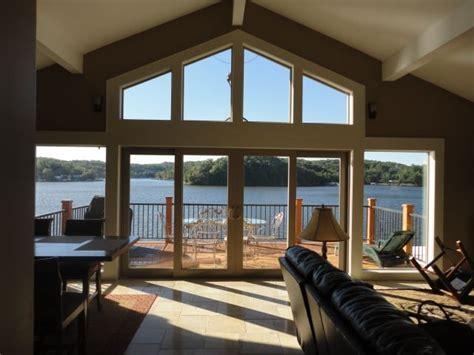 Sailboat Windows Designs Lakefront Home Terrific View Tile Floors Vrbo