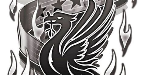 liverpool fc tattoo designs liverpool fc arm leg design concept by kitster29