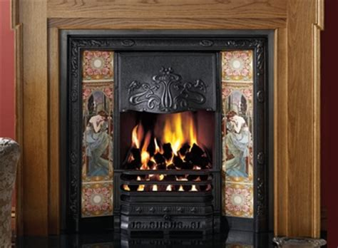 1940s Fireplace by 1940s Fireplace And Tiles Livingroom Ideas