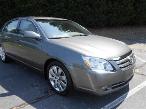 2007 Toyota Avalon Xls Sell Used 2007 Toyota Avalon Xls Sedan 4 Door 3 5l In
