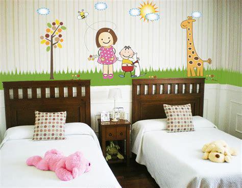 paredes cuartos infantiles imagen decoraci 243 n habitaciones infantiles paredes
