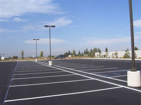 How Do Parking Garages Work by Parking Lot Striping Denver Colorado J E L Co Striping
