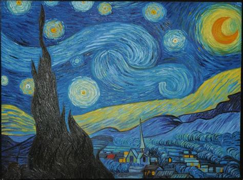 how to draw starry night step by step art pop culture fifth grade storyteller art ideas