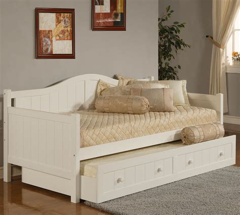 Daybed With Trundle Bed Outstanding Daybed With Trundle Designs Decofurnish