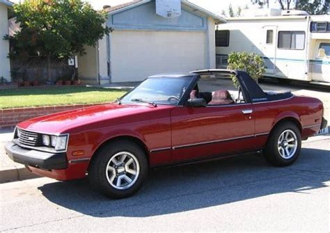 Toyota Celica Sunchaser The Sun 1980 Toyota Celica By Griffith Bring A