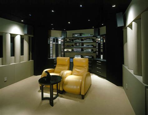 real d screening room calculated home screening room