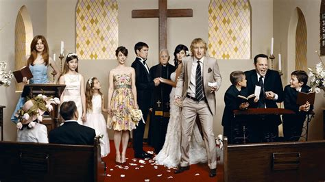 Wedding Crashers Review by Wedding Crashers 2005 Directed By David Dobkin
