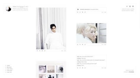 free kpop themes for tumblr simple theme on tumblr