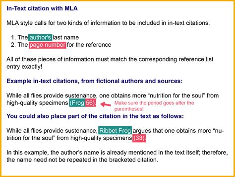 mla 8 basics the nine core elements the building blocks