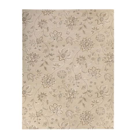 area rugs home decorators home decorators collection aileen cream 7 ft 10 in x 10