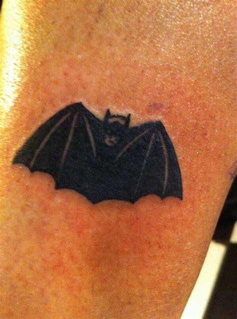 batman tattoo awesome athena finger s awesome batman tattoo