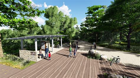 shelter bay area scld s island route rir project launched by prime minister stephen caffyn