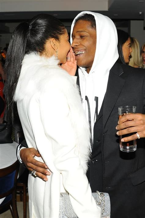 chanel iman on asap rocky chanel iman and asap rocky call it quits celeb edition