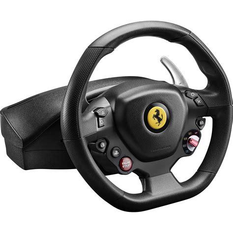 volante t80 thrustmaster t80 racing wheel 488gtb edition 4169089