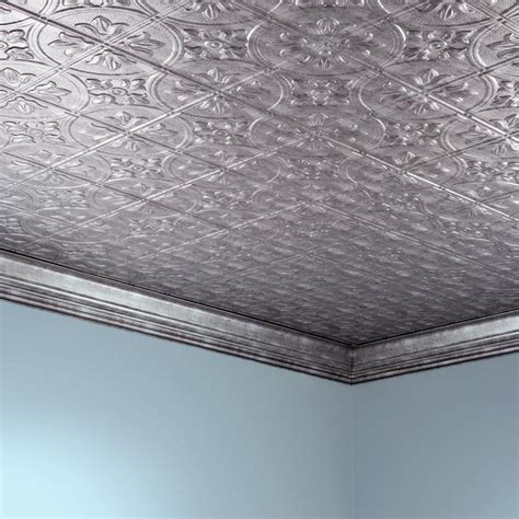 Ceiling Tiles - fasade ceiling tile 2x4 direct apply traditional 2 in