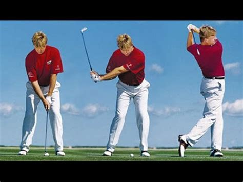 golf swing broken down into steps simple golf swing how to improve your golf swing 5