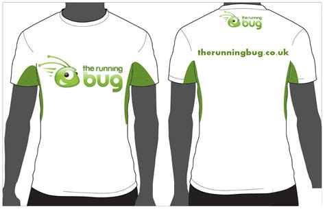 Tshirt Kaos Running buy the running bug t shirt the running bug